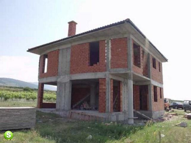 Монолитно каркасный дом своими руками